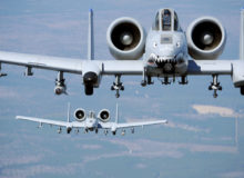 If You're A Bad Guy There Is One Aircraft That You Don't Want To See Coming At You…The A-10 Warthog