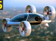 This Is Something You Just Have To See:15 Flying Cars That Will Change The World
