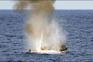 Somali Pirates Aren't Used To U.S. Navy Shooting Back...They Get An Education Real Quick