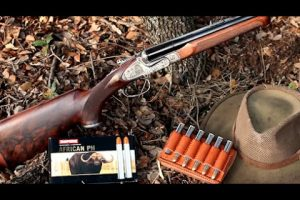 The Sabatti Model 92...A Great Double Rifle That Won't Break Your Wallet
