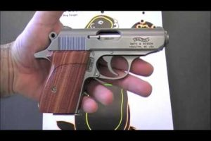 The Walther PPK...A Very UNDERRATED Pistol