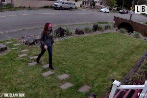 A MUST SEE VIDEO: Watch As Homeowner Gets Revenge On Package Thieves With Booby Trap