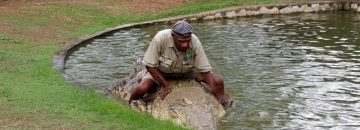 Meet The Craziest Man In The World: The 'Crocodile Man' Of Port Moresby