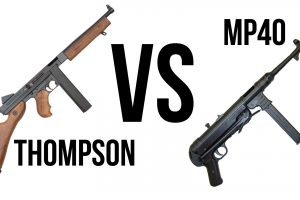 [Video] Watch This...The M1A1 Thompson vs The MP40