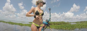 Another Great Video By Vicky Stark: 'Bikini Bowfishing Bloopers The Best Of The Worst - Part 2'