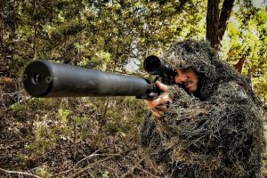 The Absolutely Most Silent Sniper Rifle EVER…And Why The Government Doesn't Regulate It