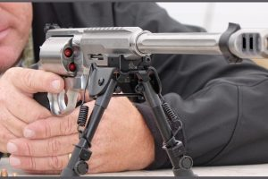 Here's The Giant .460 XVR Magnum Revolver By Smith & Wesson