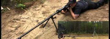 This Is One BIG A$$ GUN: The PTRD-41 Anti-Tank Rifle