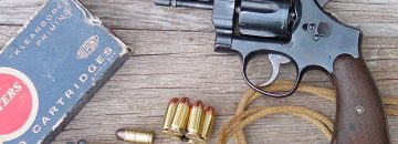 A Forgotten Military Sidearm: The Model 1917 Army Revolver Chambered In .45 ACP